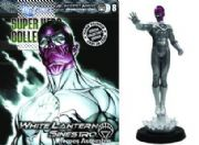 Eaglemoss DC Comics Super Hero Blackest Night Figurine Collection #8 White Lantern Sinestro
